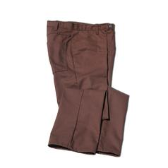 Women's Brown Twill Jean