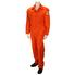 Coveralls - Orange - Long Sleeve - Various Logo Options