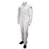 Coveralls - White - Long Sleeve - Various Logo Options