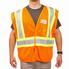 ANSI/ISEA 107-2015 Class 2 MESH Single-Size Safety Vest