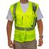 ANSI 107-2015 Type R, Class 2 - 5 Point Breakaway Safety Vest (Cal Fire Approved)
