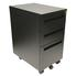 Concourse Mobile Drawer Pedestal - B/B/F