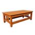 Craftsman 48'' Coffee Table