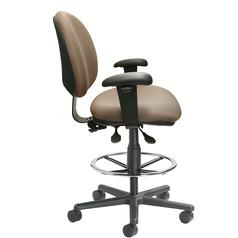 Genial Atherton Counter Height Task Chair W/ Arms