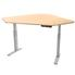 Electric Height Adjustable Tables - Corner - 42