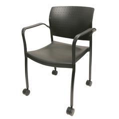 Natoma Stacking Chairs With Arms  sc 1 st  CALPIA Store & Natoma Stacking Chairs With Arms - Stack Guest u0026 Conference ...