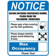 Notice: Conference Rooms