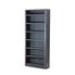 Closed Shelving: 36W x 84H